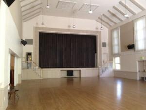 Masonic Grand Ballroom